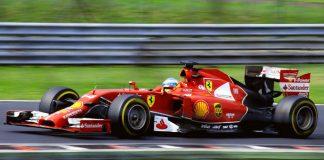 Patrocinio del Banco Santander en F1