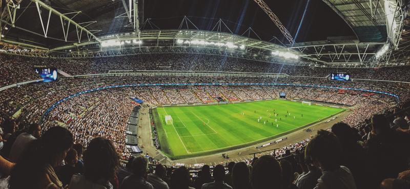 el fútbol como reclamo