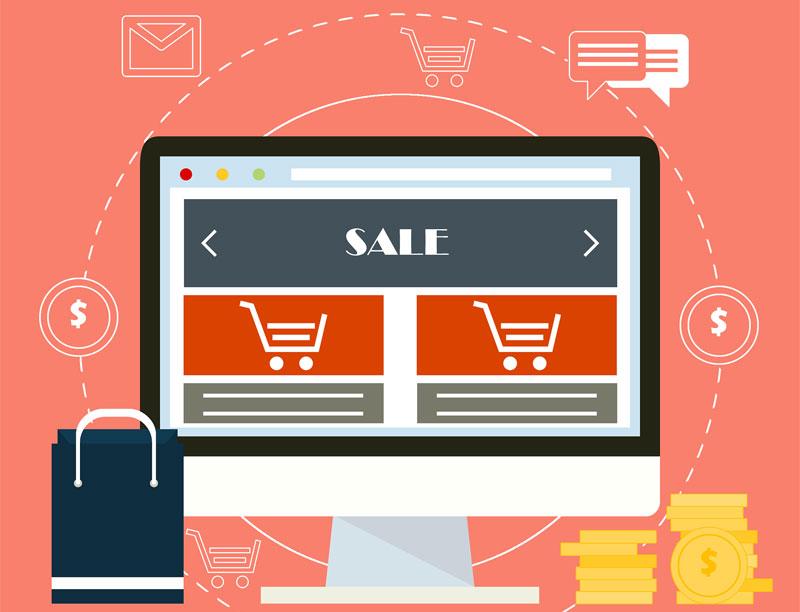 rebajas en tiendas online