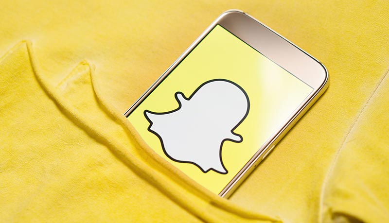 gafas de Snapchat