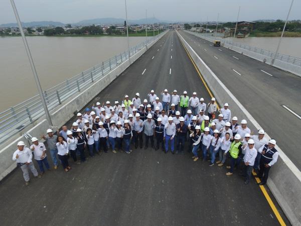 eurofinsa construye comple inafraestructura en ecuador