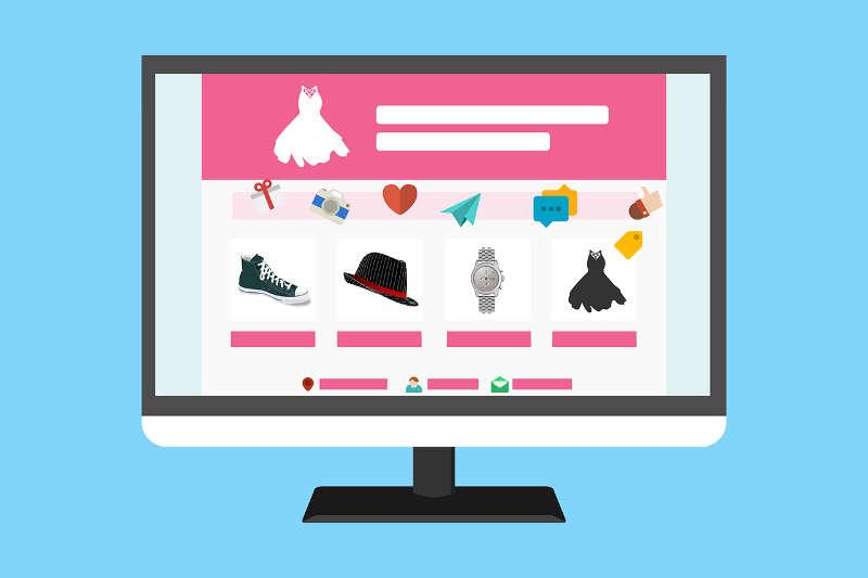 escaparatismo tienda online